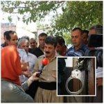 سلیمان عبدی . تجمع معلمان سقز