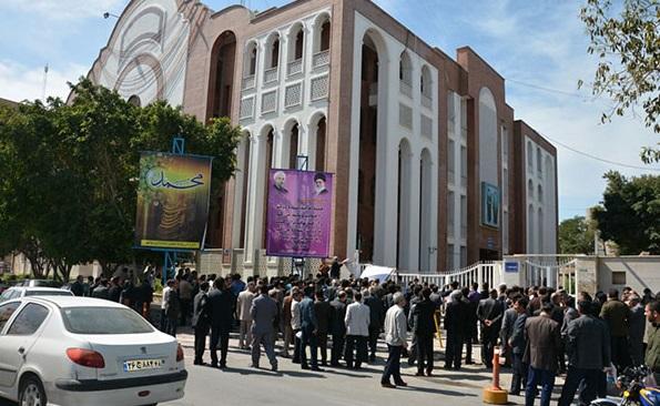 20 تجمع اعتراضی معلمان در بوشهر