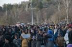 راهپیمایی صدها تن از اهالی مریوان در حمایت از دریاچه زریبار3