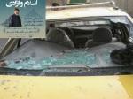 حمله به علی مطهری در شیراز