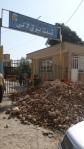 درگیری شهرداری و اداره برق در لاری