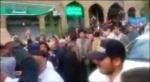 اعتراضات در مراسم ختم محمد خاتمی